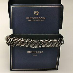Scotch & Soda Men's Bracelet - Combo C